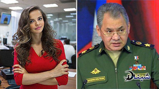 زن خوشگل روسی