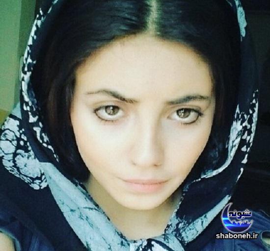 بیوگرافی سحر تبر,عکس های سحر تبر,عروس مردگان