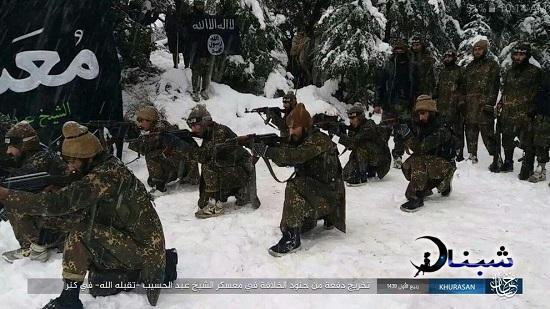 گروه جدید داعش در افغانستان به نام معسکر