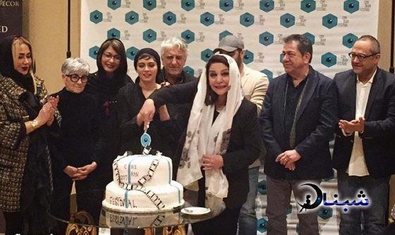 مراسم جشن بازیگران ایرانی در تورنتو کانادا