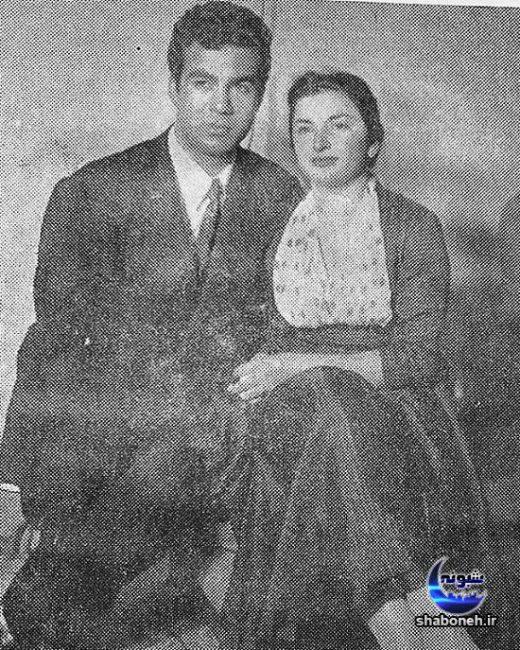 بیوگرافی ناصر ملک مطیعی و عکس همسر و پسرش