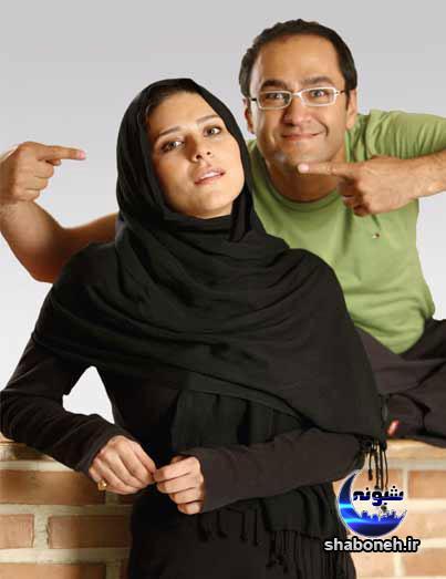 عکس های سحر دولتشاهی و رامبد جوان