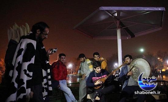 سوژه های دیدنی بعد از زلزله تهران