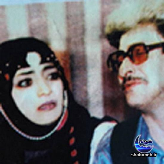 بیوگرافی فاطمه دانش زاد و همسرش سروش خلیلی