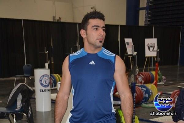 بیوگرافی علی هاشمی,قهرمان وزنه برداری جهان