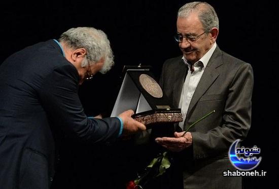 بیوگرافی علی رامز بازیگر قدیمی و همسرش