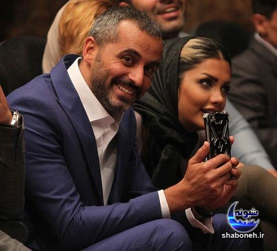 علیرام نورایی | بیوگرافی علیرام نورایی و همسر مدلینگش