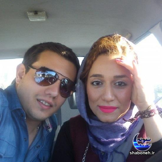 عکس های امیر کاظمی و همسرش