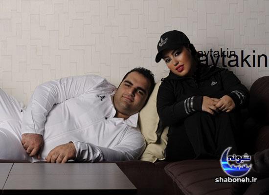 بیوگرافی بهداد سلیمی و همسرش + عکس های خانوادگی