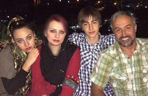 بیوگرافی دایانا حکیمی دختر دانیال حکیمی +همسر و خانواده