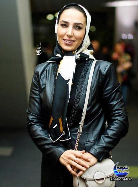 مدل پالتو بازیگران زن با استایل زمستانی