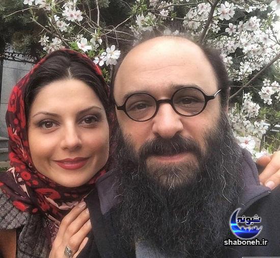 بیوگرافی سولماز غنی و همسرش