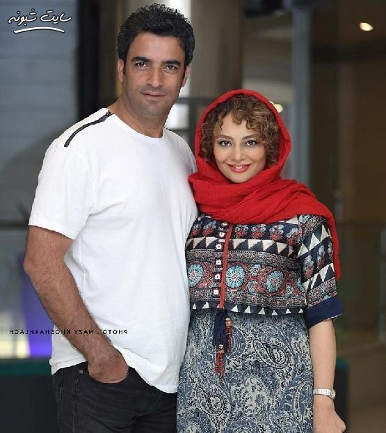 عکس های خانوادگی یکتا ناصر و همسرش منوچهر هادی