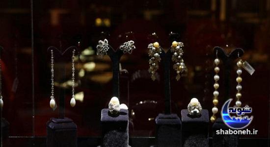 طلا و جواهر فروشی همسر علی دایی