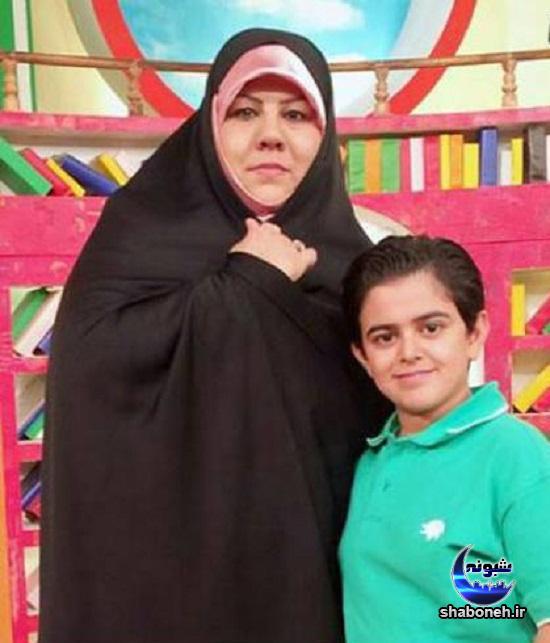 بیوگرافی امیرمحمد متقیان