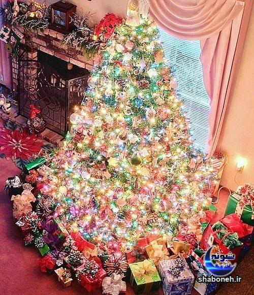 اینستاگرام بچه پولدارها در ایام کریسمس
