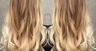 انواع رنگ مو آمبره و سامبره و بالیاژ مو و تفاوت آنها