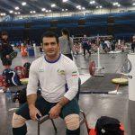 بیوگرافی سهراب مرادی و همسرش + رکوردشکنی در وزنه برداری
