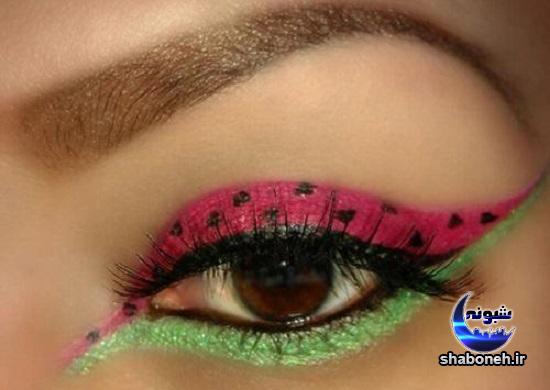 آرایش شب یلدا + مدل جدید آرایش یلدایی