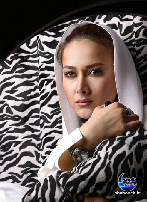 بیوگرافی آنا نعمتی همسر سابق ابوالفضل پورعرب