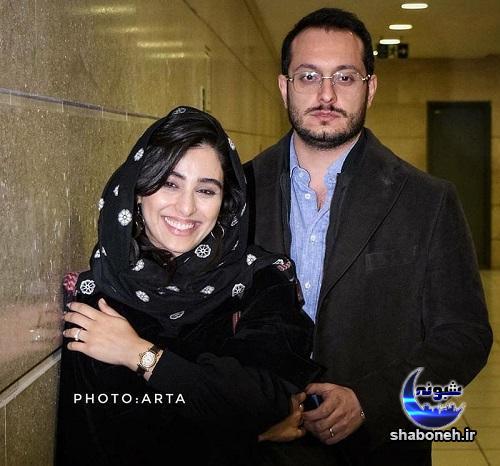 ازدواج آناهیتا افشار و عکس همسرش