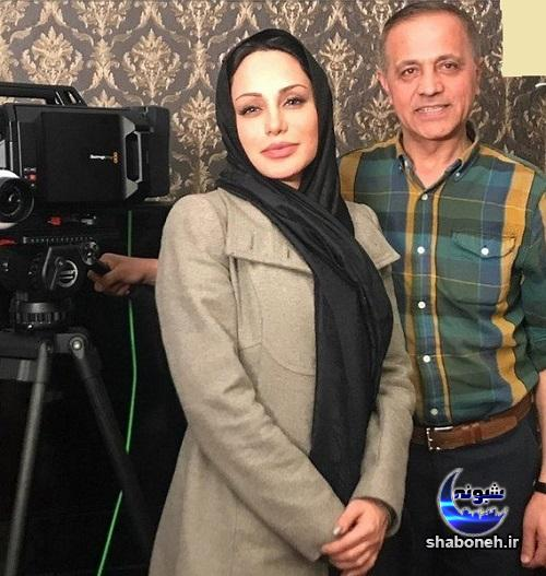 عکس رامانا بدل آنجلینا,حضور رامانا بدل آنجلینا جولی در فیلم ایرانی