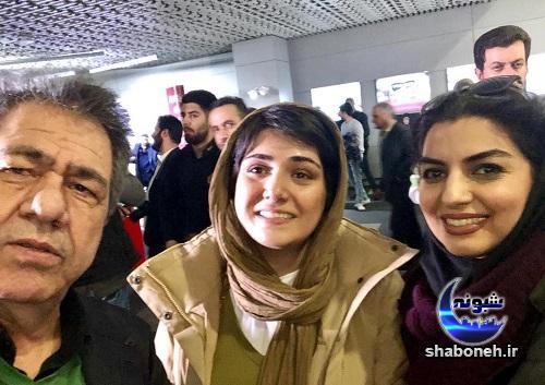 بیوگرافی باران کوثری و همسرش