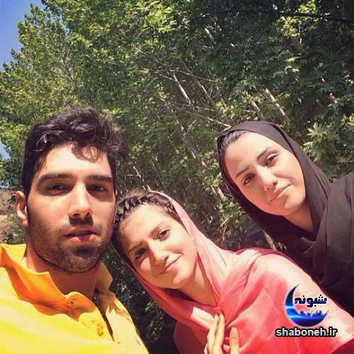 بیوگرافی سید محمد موسوی و همسرش