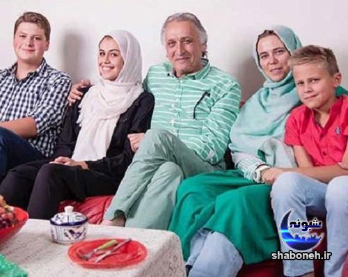 بیوگرافی احمد نجفی و همسرش