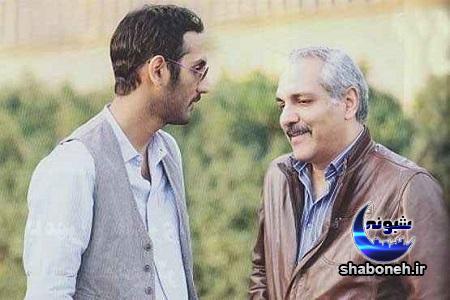 بیوگرافی فرهاد مدیری پسر مهران مدیری