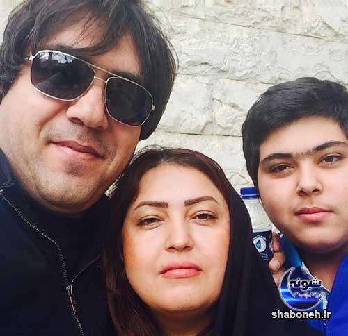 بیوگرافی مانی رهنما خواننده پاپ و همسرش اولش و پسرش پارسا