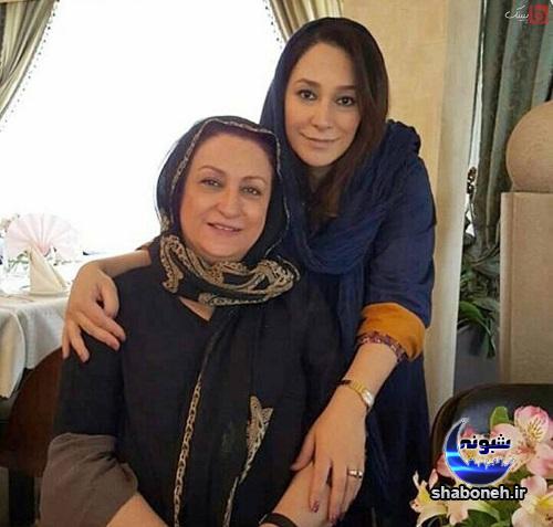 بیوگرافی مریم امیرجلالی و عکس دختر و نوه های خارجیش