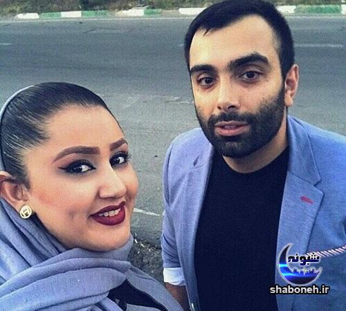 بیوگرافی مسعود صادقلو خواننده پاپ و همسرش
