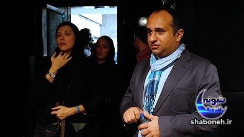 بیوگرافی مازیار میری و همسرش رودی