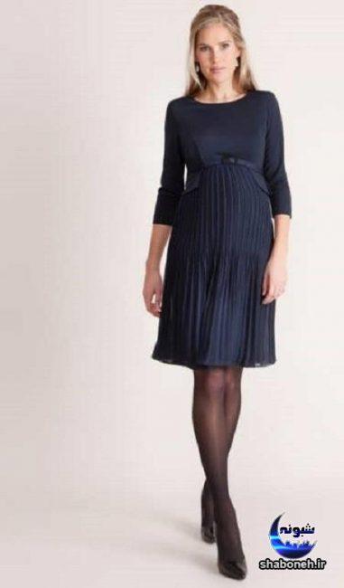 مدل لباس حاملگی مجلسی و بسیار شیک