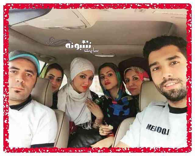 بیوگرافی سید محمد موسوی والیبالیست و همسرش + قد و پدر و مادر و خواهرش