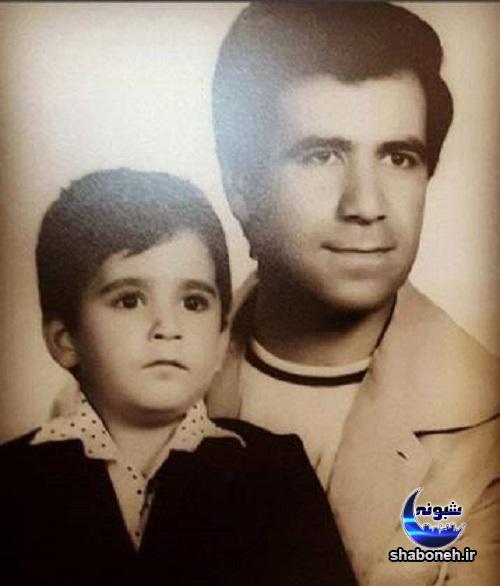 بیوگرافی رضا رشیدپور و عکس های همسر و دخترش هلن