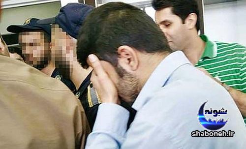 جزئیات اعدام قاتل ستایش, آخرین خواسته قاتل ستایش