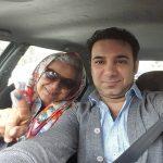 بیوگرافی شاهین صمدپور خرنگار + عکس های شخصی