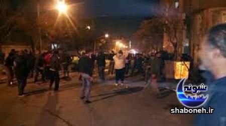آخرین وضعیت درگیری دراویش گنابادی با نیروهای پلیس