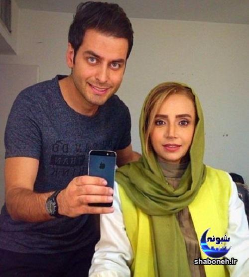 بیوگرافی احمد پورخوش و همسرش