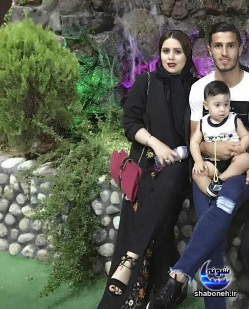 بیوگرافی علی علیپور و همسرش