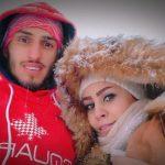 بیوگرافی علی علیپور فوتبالیستو همسرش زهرا دژوان + عکس های خانواده