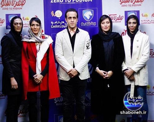 بیوگرافی علی کریمی و همسرش