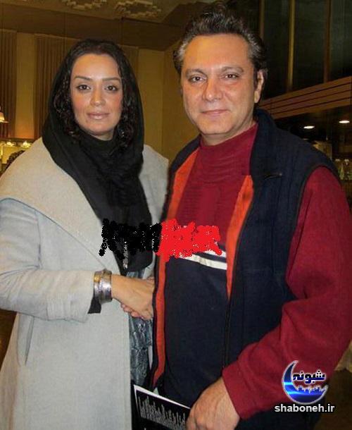 بیوگرافی الهام چرخنده و همسرش فرشید نوابی