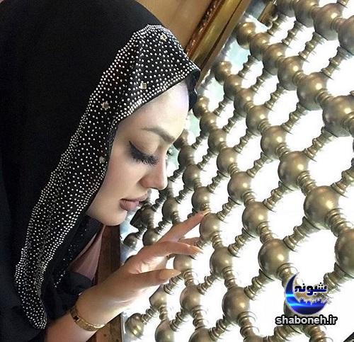 بیوگرافی غزاله میر مدل ایرانی