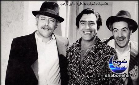 بیوگرافی و عکس های جوانی جمشید مشایخی بازیگر