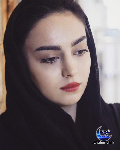 بیوگرافی مهشید جوادی بازیگر نقش مارال در سریال انام