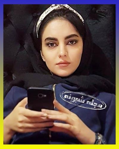 بیوگرافی مهشید جوادی بازیگر و همسرش + عکس های خصوصی