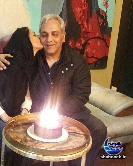 عکس شهرزاد مدیری با تیپ ساده در شب تولدش